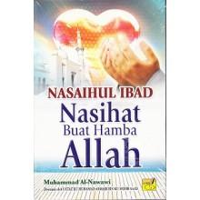 Nasihat Buat Hamba Allah (Nasaihul Ibad)