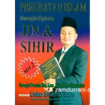 Buku Perubatan Islam Menangkis Jin & Sihir (Siri 2)