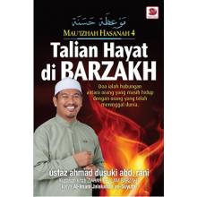 Buku Mau'izhah Hasanah 4: Talian Hayat di Barzakh