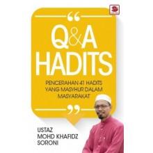 Q & A Hadits