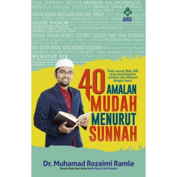 40 AMALAN MUDAH MENURUT SUNNAH (ISLAMIK)