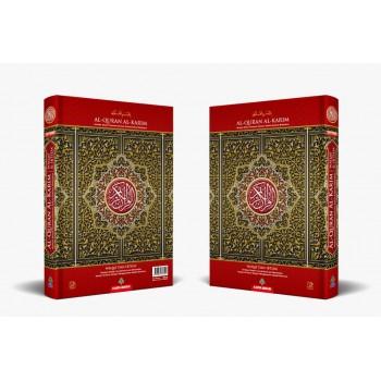 Al-Quran Mushaf Waqaf & Ibtida A4