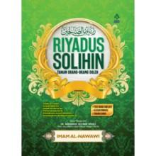 RIYADUS SOLIHIN: TAMAN ORANG-ORANG SOLEH