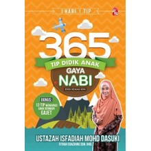 365 Tip Didik Anak Gaya Nabi (Edisi Kemas Kini)