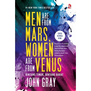 Men Are From Mars, Women Are From Venus (Edisi KEMAS KINI)