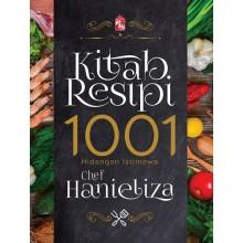 Kitab Resipi 1001 Hidangan Istimewa Chef Hanieliza