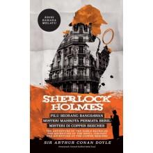Sherlock Holmes: Pilu Seorang Bangsawan, Misteri Mahkota Permata Beril & Misteri di Copper Beeches - Edisi Bahasa Melayu  oleh Fatimah Rodhiah Mohd Yusof