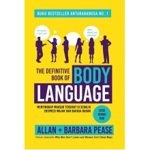 The Definitive Book Of Body Language-Edisi Kemas Kini (2018)