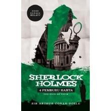 Sherlock Holmes: 4 Pemburu Harta - Edisi Bahasa Melayu