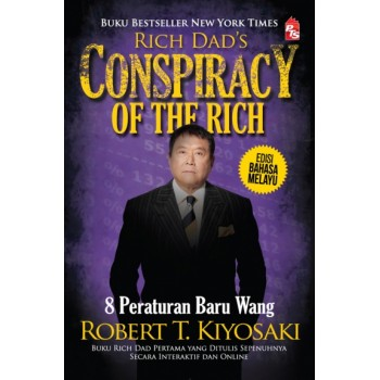 Rich Dad's Conspiracy of The Rich Edisi Bahasa Melayu