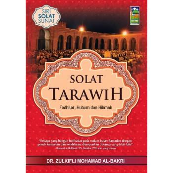 Solat Tarawih - Fadhilat, Hukum & Hikmah