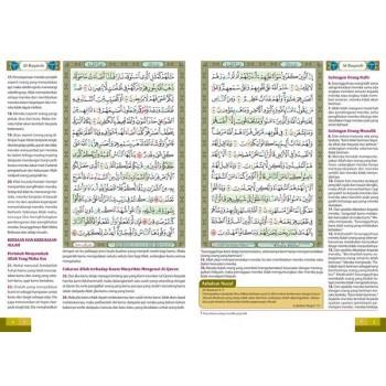 Al-Quran Al-Kamil Telaga Biru A4
