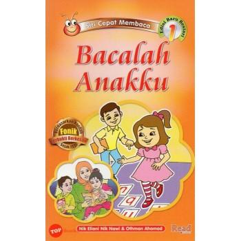 Siri Cepat Membaca Bacalah Anakku (Edisi Baru)