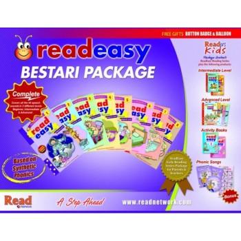Pakej Bestari Read Easy