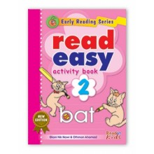 Read Easy Activity Book 2