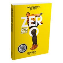 BUKU ZERO KOS MARKETING | KUASAI PEMASARAN ERA DIGITAL 4.0