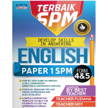 English Paper 1 Spm