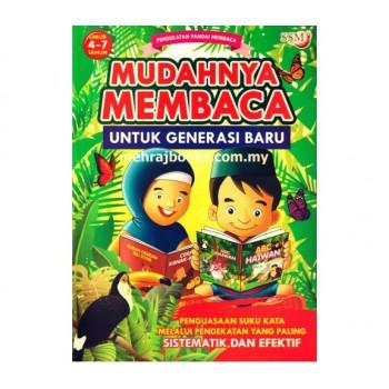 Mudahnya Membaca Untuk Generasi Baru (Umur 4-7 Tahun)